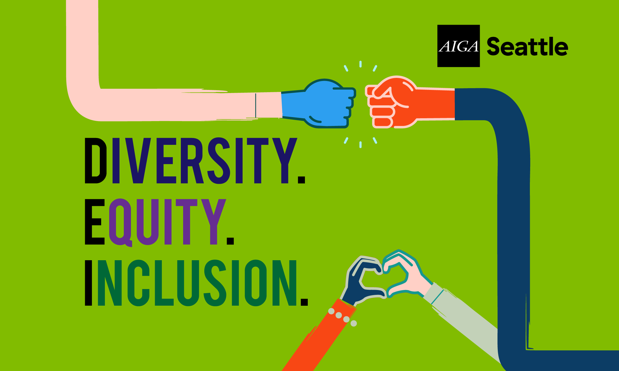 Diversity. Equity. Inclusion.
